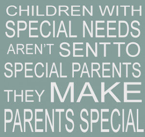 parents of special needs kids are just simply parents we aren t ...