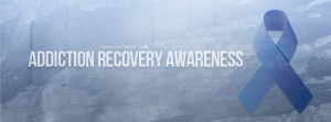 Addiction Recovery Awareness Picture