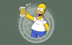 Homero Simpson - Los Simpsons