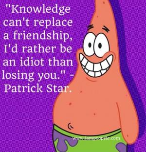 Friendship quote via www.IamPoopsie.com