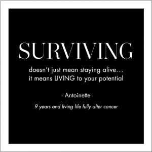 Quotes About Surviving Cancer