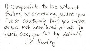 Tags: #J K Rowling #growing up