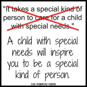 Quotes, Autism Awareness, Special Need Children, Inspiration, Special ...