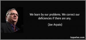 Joe Arpaio Quote