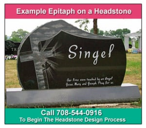 Get ideas for epitaphs, inscriptions and sayings for headstones ...