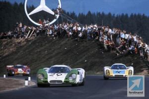 Porsche 917 Ferdinand Piëch ...