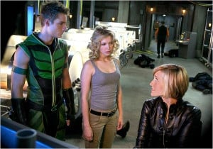 Smallville : Foto Alaina Huffman, Allison Mack, Justin Hartley