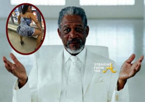 Morgan Freeman God Quotes