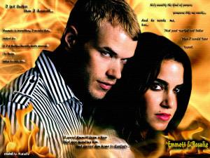 Emmett Cullen Emmett & Rosalie