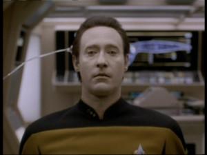 Star Trek TNG Commander Data Image