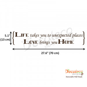 Home » Products » Love Brings You Home