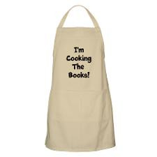 Cooking The Books! Financial Apron for