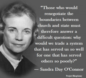Sandra Day O'Connor-when she graduated from law school, no firms in ...