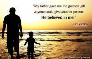 Inspirational Fathers Day Sayings Quotes From Son
