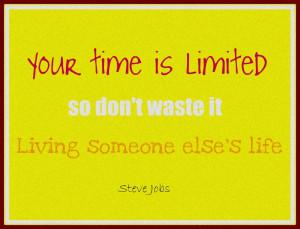 Steve Jobs Quote1