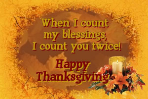To all my SH Friends... Thanksgiving Day is a time to give thanks for ...