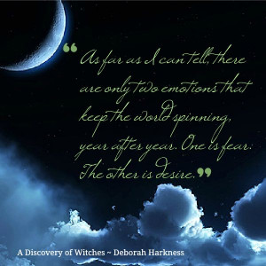 Discovery of Witches by Deborah Harkness, one of the best books ever ...