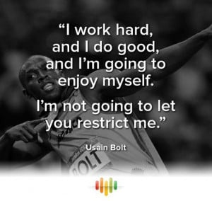 ... usain bolt inspirational sports quotes browse best sports quotes usain