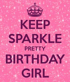 happy birthday pretty lady every lady likes a lovely