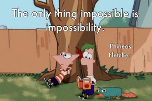 phineas and ferb quote phineas and ferb meme derpy pig