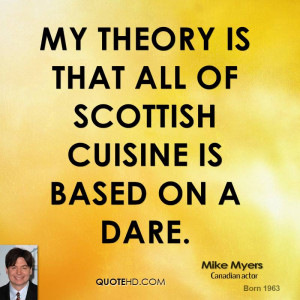 Mike Myers Funny Quotes