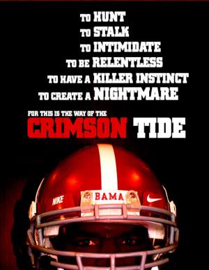 Crimson Tide Picture