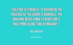 paul brunton quotes and sayings