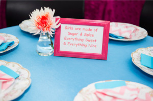 Baby Shower – Inspiration in Ribbons and Ruffles