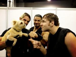 The Hounds of Justice Add a New Member
