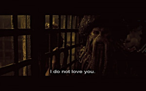 Pirates Of The Caribbean Love Quotes