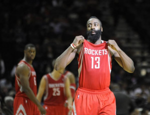 James Harden: GM Survey's Best Shooting Guard In The NBA
