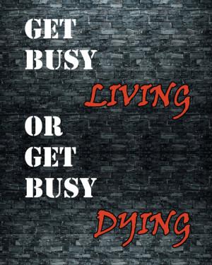 Shawshank Redemption Movie Quote Print