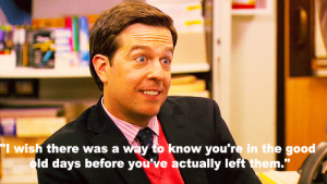 My Favorite Lines from the Office Finale.