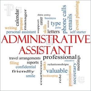 Administrative Assistant Clip Art