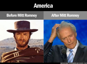 Clint Eastwood's RNC speech