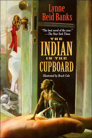 Book Review: The Indian in the Cupboard by Lynne Reid Banks