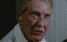 Burgess Meredith in Rocky III