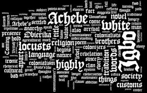 Chinua achebe essays