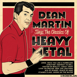 Oh how I loved the Dean Martin TV show! My Mom loved it too so we ...