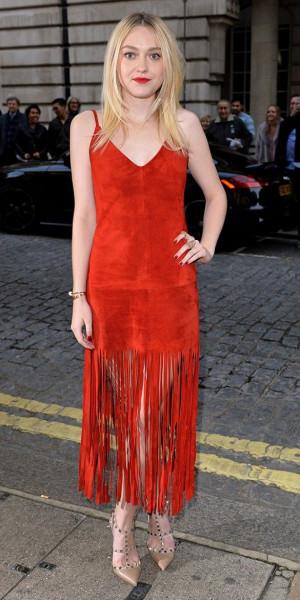 ... Dakota Fans, Dakota Fanning, Dresses Red, Fabulous Red, Dreams Dresses