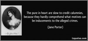 Pure Heart Quotes