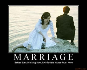 Demotivational Posters – Marriage