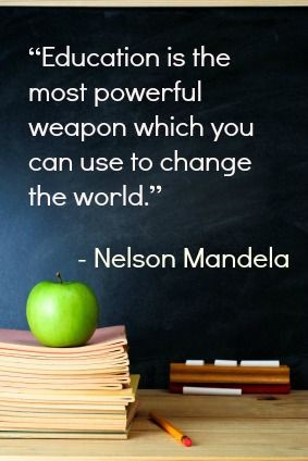 Nelson Mandela: His 10 Best and Most Inspirational Quotes. Something ...