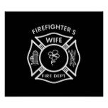 Fireman's Wife Posters