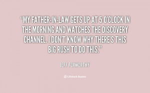Father in Law Quotes
