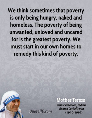 Quotes About Being Homeless