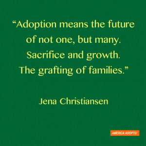 open adoption is 30 quotes from our facebook community