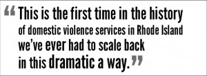 Domestic Violence Shelters Warn That Sequestration Has Put Women's ...