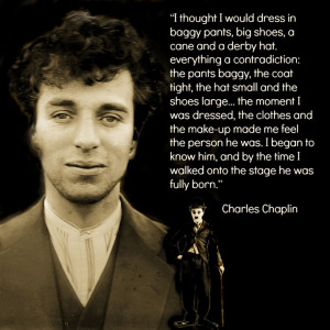 Charles Chaplin - Film Director Quote - Movie Director Quote - # ...