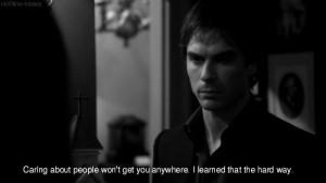 Vampire Diaries Love Quotes Damon Vampire Diaries Love Quotes